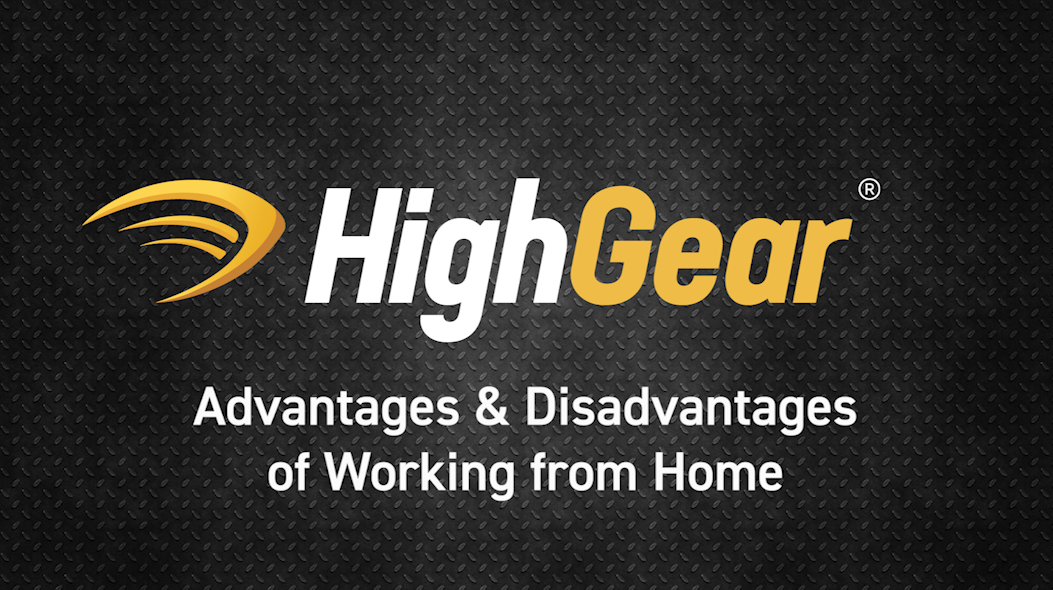 Part 4: Advantages and Disadvantages of Working From Home