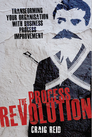 Craig Reid The Process Revolution front cover
